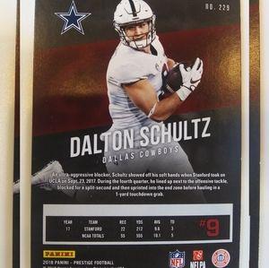 5a94715e3c1a7a20b350065d Wall Art - Dallas Cowboys Dalton Shultz
